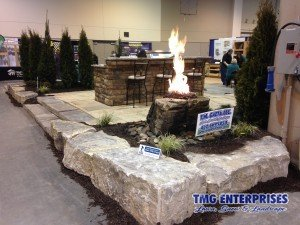 2014 Home Show Booth