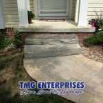 Front Steps Project